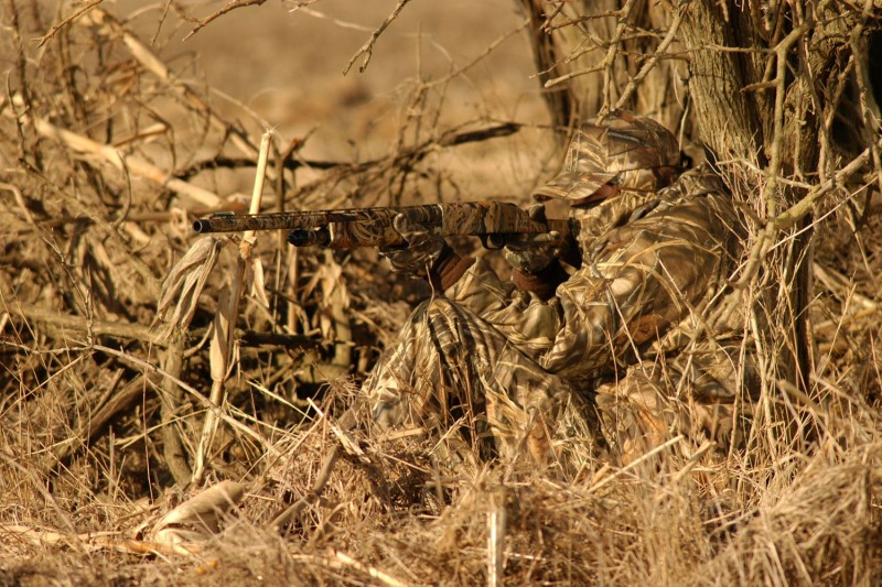 Turkey Hunting Camouflage - Details Matter