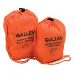 Allen Backcountry Meat Bags 20x30 Inches Four Per Pack