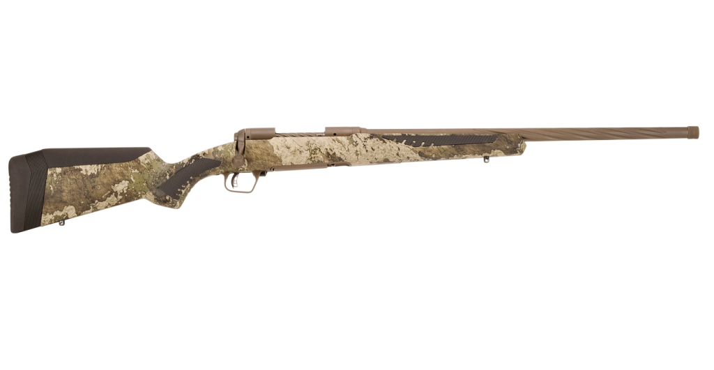 Savage 110 HIGH COUNTRY CAMO FLUTED 300WSM