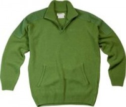 BERETTA MEN'S HALF ZIP SWEATER