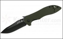 Kershaw EMERSON CQC-5K DROP POINT OD